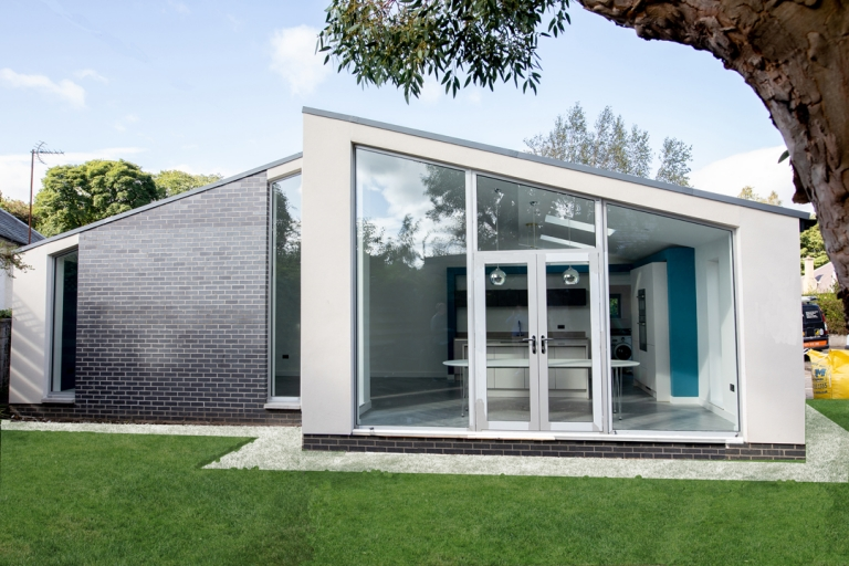 Greenbank external design